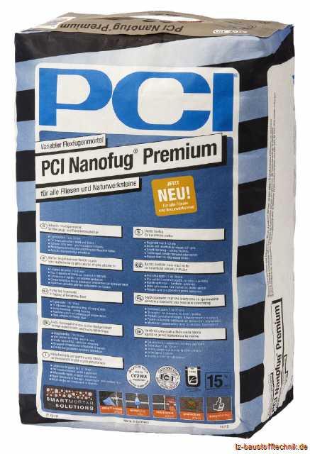 pci nanofug premium 15 kg. Black Bedroom Furniture Sets. Home Design Ideas
